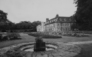 Bexley, Hall Place c.1955