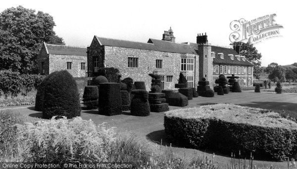 Bexley, Hall Place c.1960