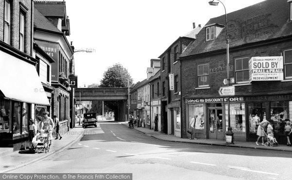 Bexley, High Street 1965