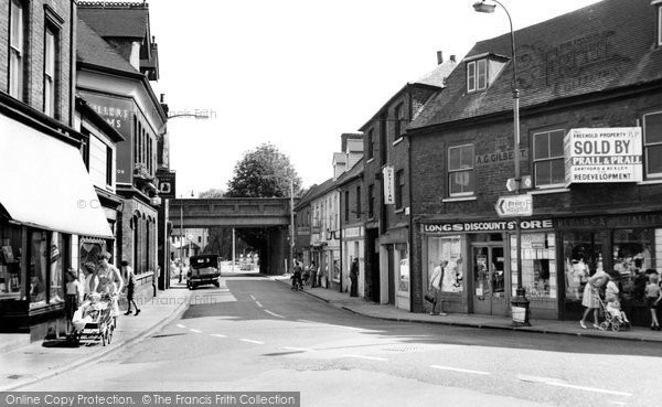 Photo of Bexley, High Street 1965