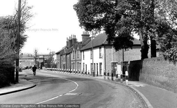 Bexley, High Street c.1955