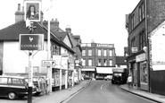 Bexley, High Street c.1965