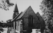 Bexley, Parish Church c.1965