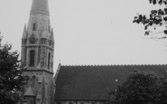 Bexley, St John's Church c.1950