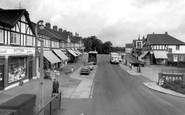 Bexleyheath, Barnehurst Road c.1965
