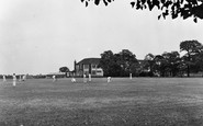 Bexleyheath, County Modern School Playing Fields c.1955