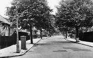 Bexleyheath, Dorcis Avenue c.1955