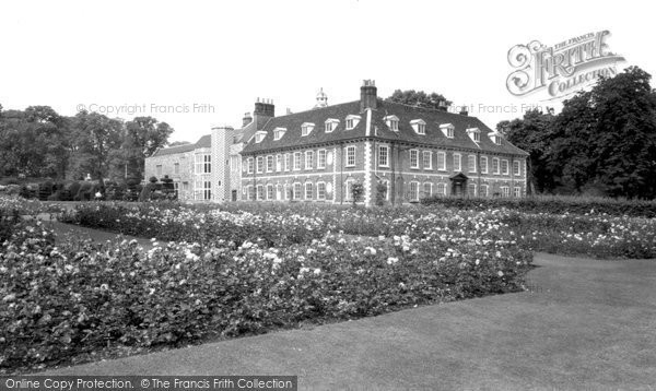 Bexleyheath, Hall Place c.1960