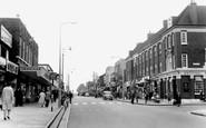 Bexleyheath, The Broadway c.1960