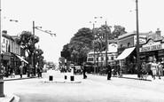 Bexleyheath, Watling Street c.1950
