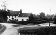 Beyton, Manor Farm c.1960