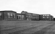 Beyton, Secondary Modern School c.1960