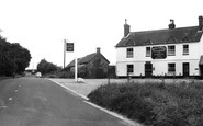 Beyton, The Bear Inn c.1960