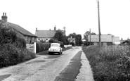 Beyton, The Village c.1960