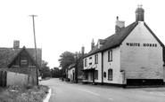 Beyton, The White Horse Inn c.1960