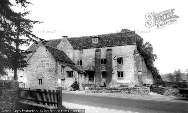 Photo of Bibury, Arlington Mill c1960