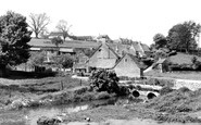 Bibury, Arlington Row c.1950
