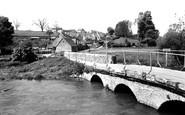 Bibury, The Mill c.1955