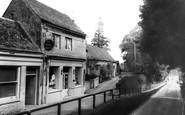 Bibury, The Village Stores c.1965