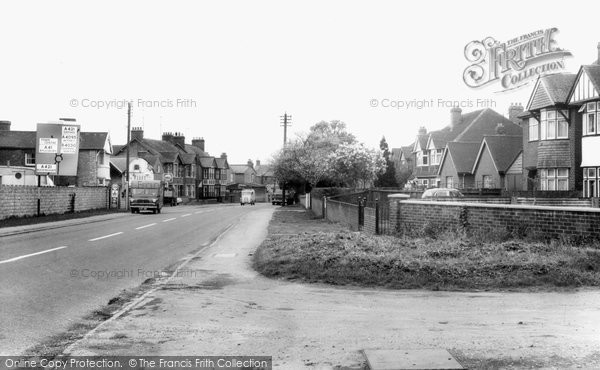 Bicester, Banbury Road c.1960