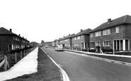 Bicester, Bernwood Road c.1955
