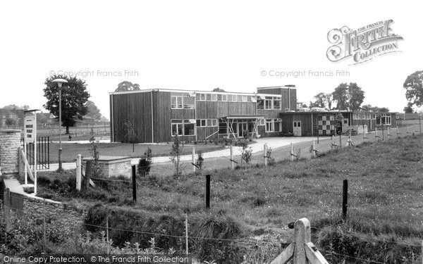 Bicester, Brookside Primary School c.1960