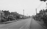 Bicester, Buckingham Road c.1955