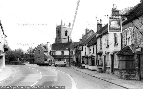 Photo of Bicester, Church Street c1965