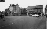 Bicester, Market Hill c.1960