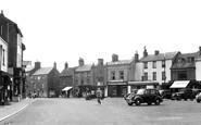 Bicester, Market Square c.1950