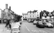Bicester, Market Square c.1965