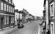 Bicester, Sheep Street c.1960