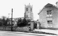 Bicester, The Parish Church Of St Edburgh c.1960