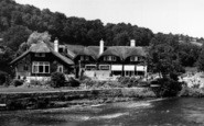 Bickleigh, Near The Bridge, River Exe c.1965