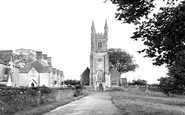 Bickleigh, The Church c.1955