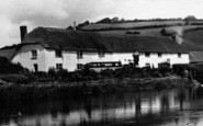 Bickleigh, The New Inn 1930