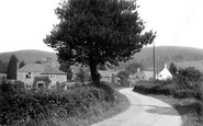 Bicknoller, And The Quantocks 1940