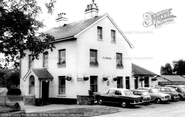 Bidborough, The Hare And Hounds c.1965