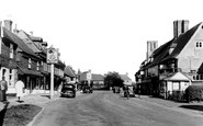 Biddenden, High Street c.1960