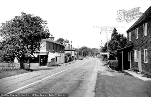 Biddenden, North Street c.1950
