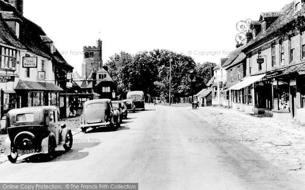 Biddenden, The Village c.1950