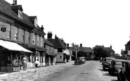 Biddenden, The Village c.1960