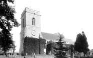 Biddenham, Church 1897