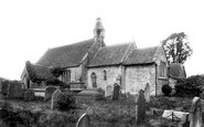 Biddestone, St Nicholas's Church 1904