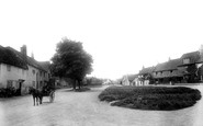 Biddestone, The Village 1904