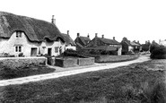 Biddestone, The Village 1907