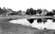 Biddestone, The Village c.1955