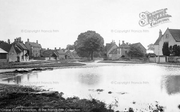 Biddestone, Village 1907