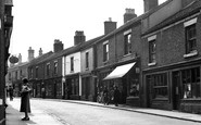 Biddulph, High Street c.1955