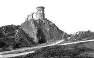 Biddulph, Mow Cop Castle c.1965